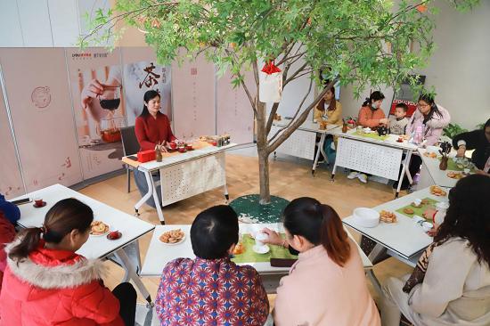 """【都享客厅】品茗语人生 """"茶情雅韵——都美好茶文化""""主题沙龙活动成功举办"""