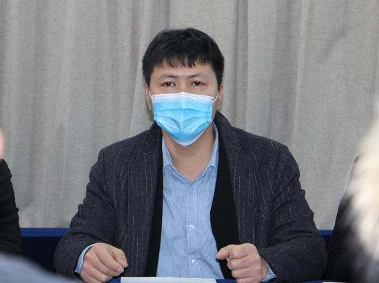 郑州高新区新联会专题学习《中国共产党统一战线工作条例》