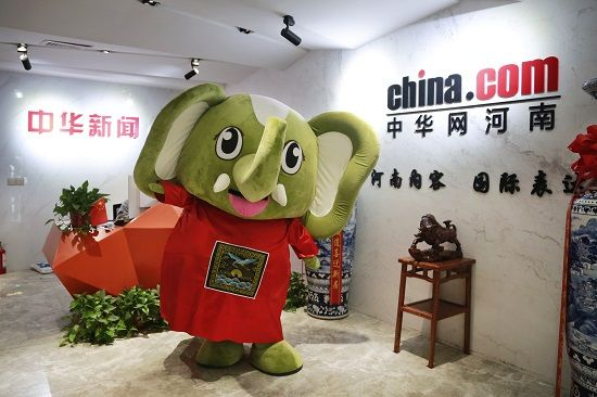 大象奔奔的2020|IP界的实力新星,助推河南文化传播
