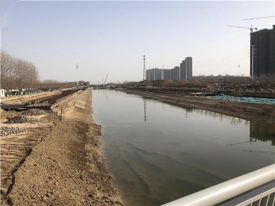 觅庭木结构参与周口市中心城区水系治理建设项目圆满完成