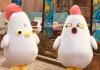 绒言绒语的2020 吉祥物学院年度盘点第四期:麦克思汉堡小鸡麦萌