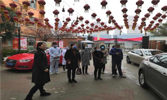 浙江大学中原研究院、河南医学高等专科学校领导、专家 参观调研河南瑞阳养老集团