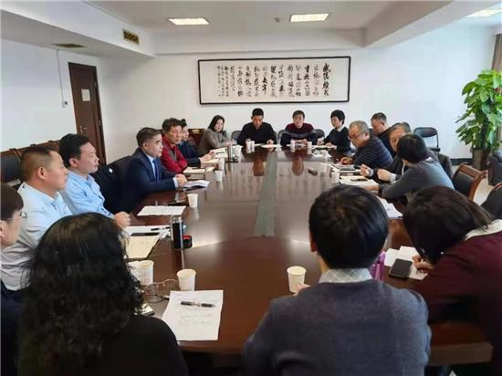 河南省老龄工作委员会办公室调研组到河南瑞阳养老集团 专题调研医养结合发展情况