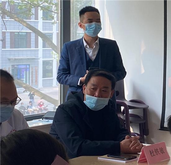 灵宝市妇幼保健院与郑州童瞳眼科医院举行战略合作签约仪式