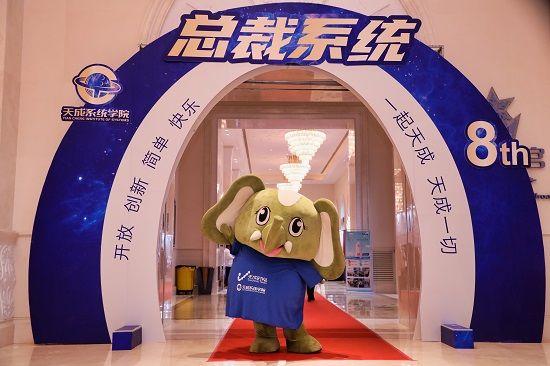 超高人气!河南萌物大象奔奔受邀为多家品牌站台