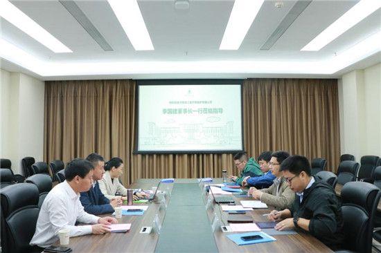 推进校企合作 河南豫之星董事长李国建一行前往华中农业大学交流洽谈