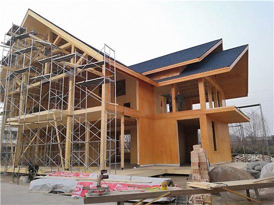 河南觅庭木结构唐涛:以初心致匠心 将传统木结构做到极致