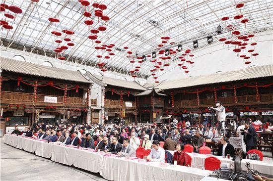 第六届中原倡导中华母亲节文化公益活动隆重举行