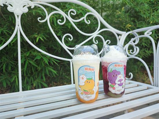 盛夏饮轻盈,冰雪时光招牌产品升级奶油顶