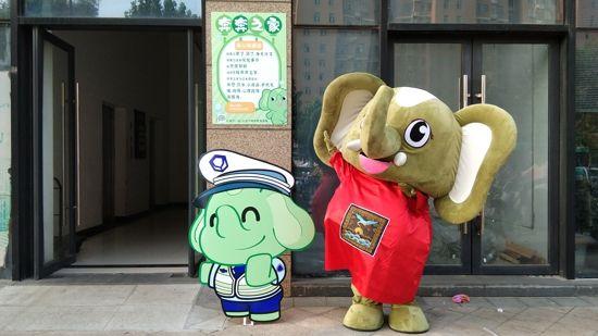 奔奔之家挂牌:郑州这座城,多了一个温暖的角落