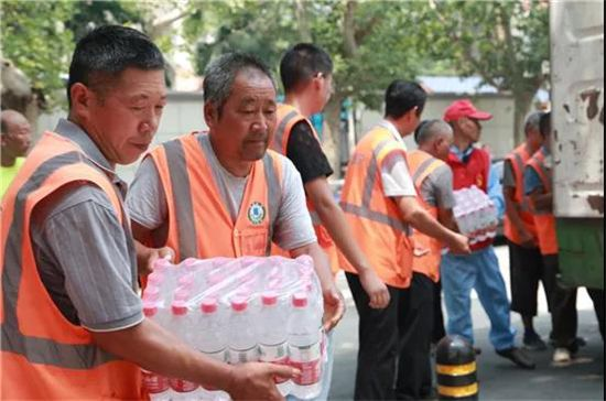 蜜雪冰城:力所能及助力家乡河南灾后重建