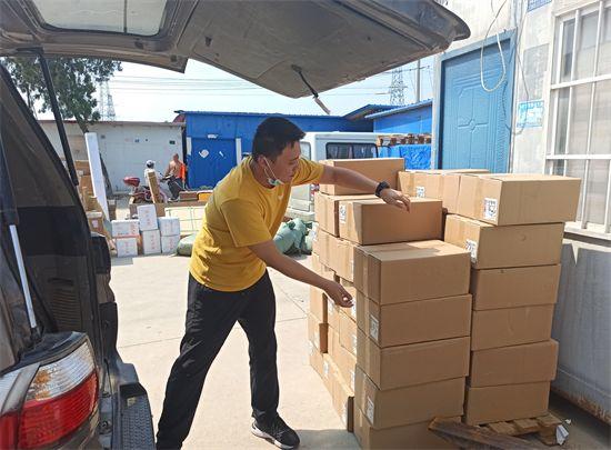 助力防疫,绒言绒语为家乡河南捐赠植物精油贴