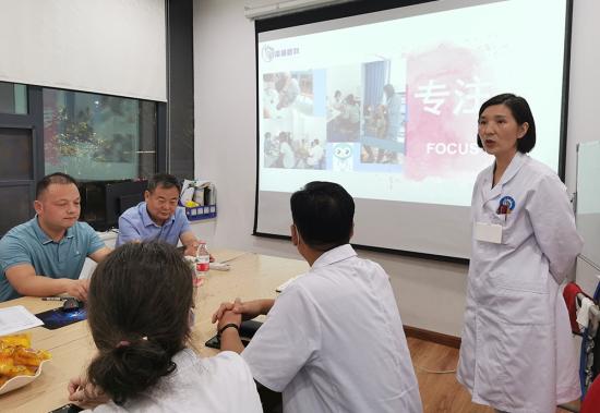 统一思想,凝聚共识|郑州童瞳眼科召开2021年全体员工会议