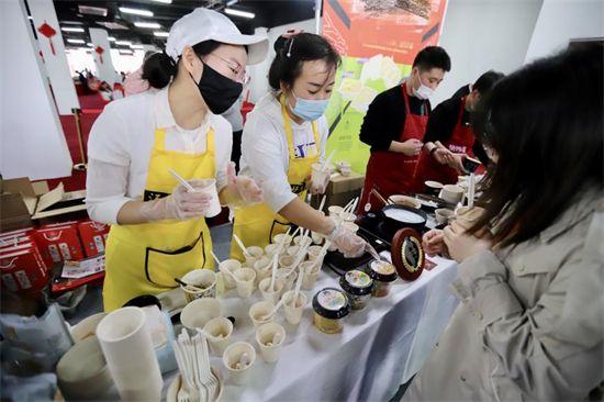 第21届方便食品大会圆满落幕,白象食品新品彰显创新实力